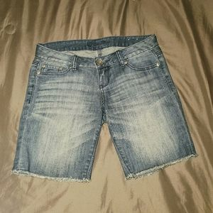 Guess Blue Jeans Shorts